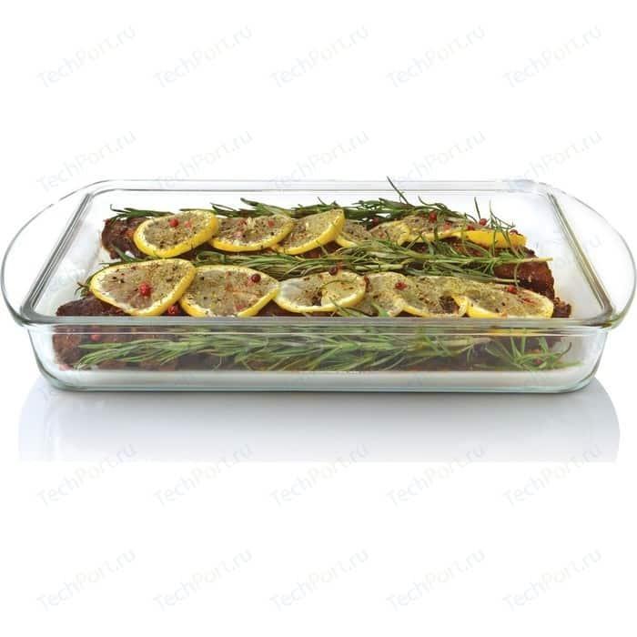 Блюдо для запекания стеклянное 21x34.50x5 см BergHOFF Studio (1100018)