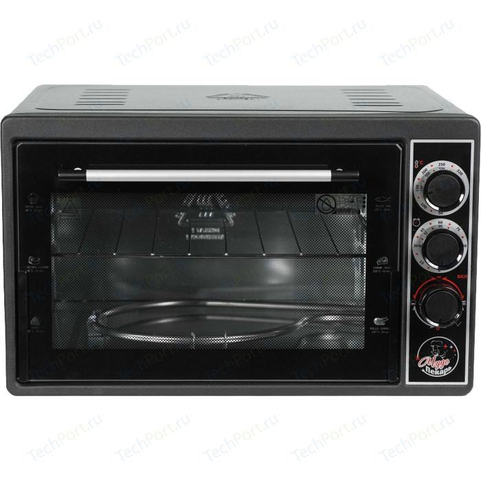 Мини-печь Чудо Пекарь ЭДБ 0124 черный
