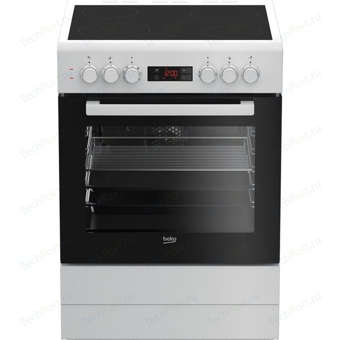 Электрическая плита Beko FSM 67300 GWS