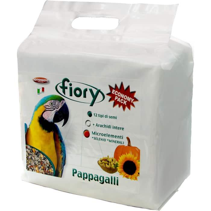Корм Fiory Pappagalli для крупных попугаев 2,8кг
