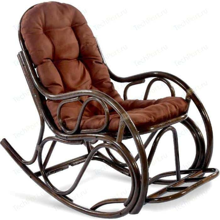 Кресло-качалка с подножкой EcoDesign Promo 05/17 Б