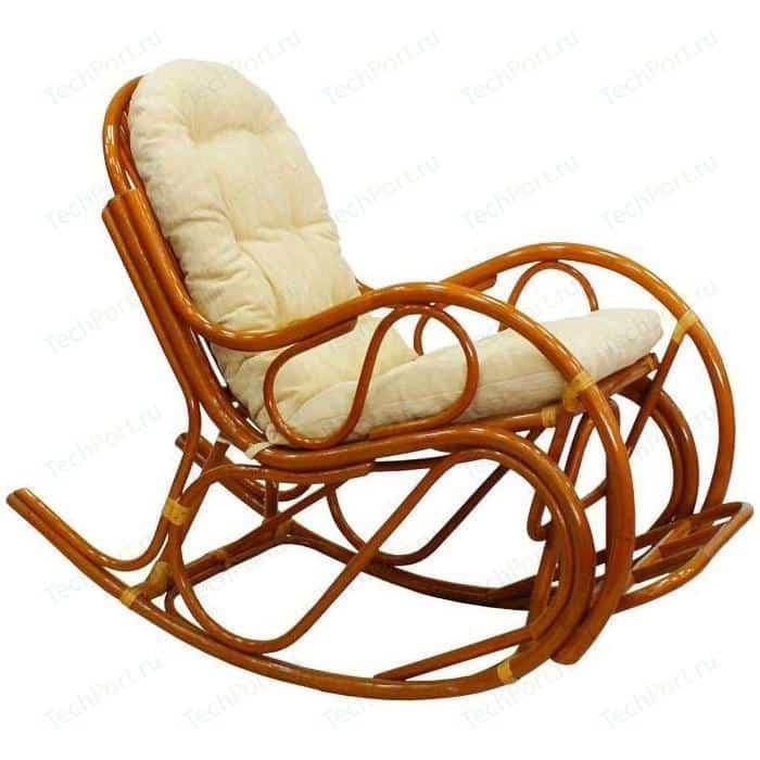 Кресло-качалка с подножкой EcoDesign 05/17 К