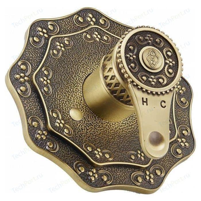 Смеситель для душа ZorG Antic бронза (A 404DK-BR)