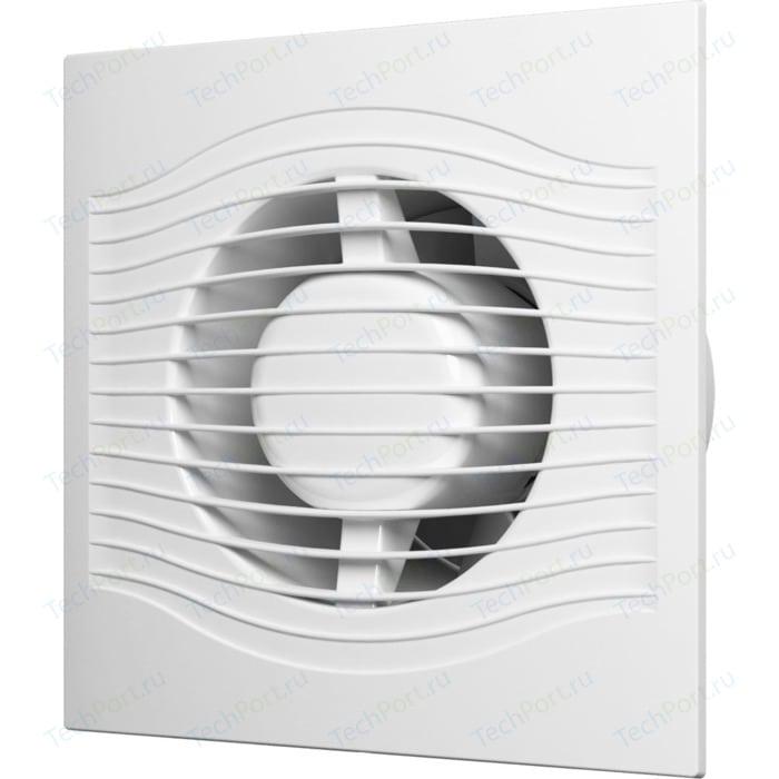 Вентилятор DiCiTi осевой вытяж.мультиопционный с контроллером Fusion Logic 1.1 обр.клапан D100 (SLIM 4C MRH)