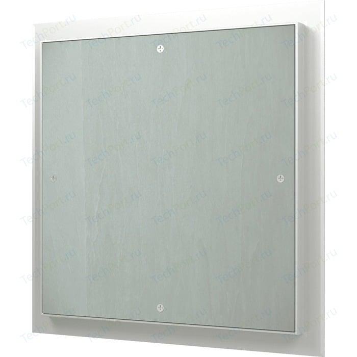 Люк EVECS алюминиевый под покраску уголок 250х250 (ЛП2525У)