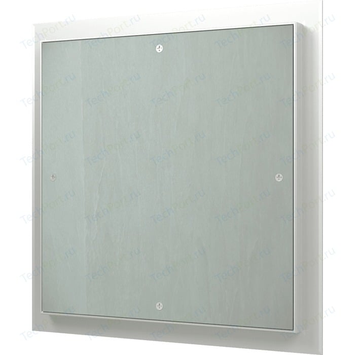 Люк EVECS алюминиевый под покраску уголок 400х400 (ЛП4040У)