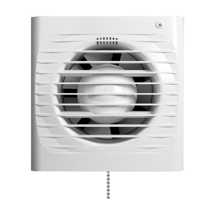 Вентилятор Era осевой вытяжной с антимоскитной сеткой шнуровым тяговым выключателем D 150 (ERA 6S-02) зажигалки colibri ftr230002