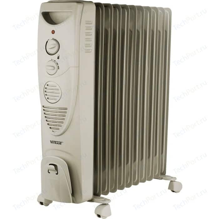 Масляный радиатор Vitesse VS-875 масляный радиатор vitesse vs 876