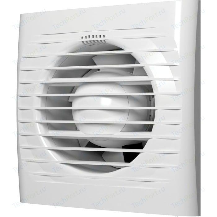 Вентилятор AURAMAX осевой вытяжной со шнуровым тяговым выключателем D 125 (OPTIMA 5-02)