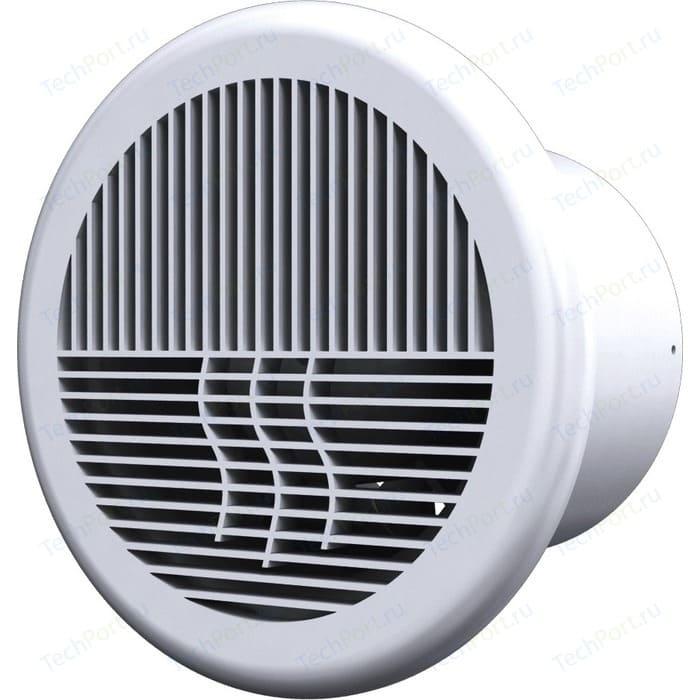Вентилятор AURAMAX осевой вытяжной с антимоскитной сеткой обратным клапаном D 125 (RW 5S C)
