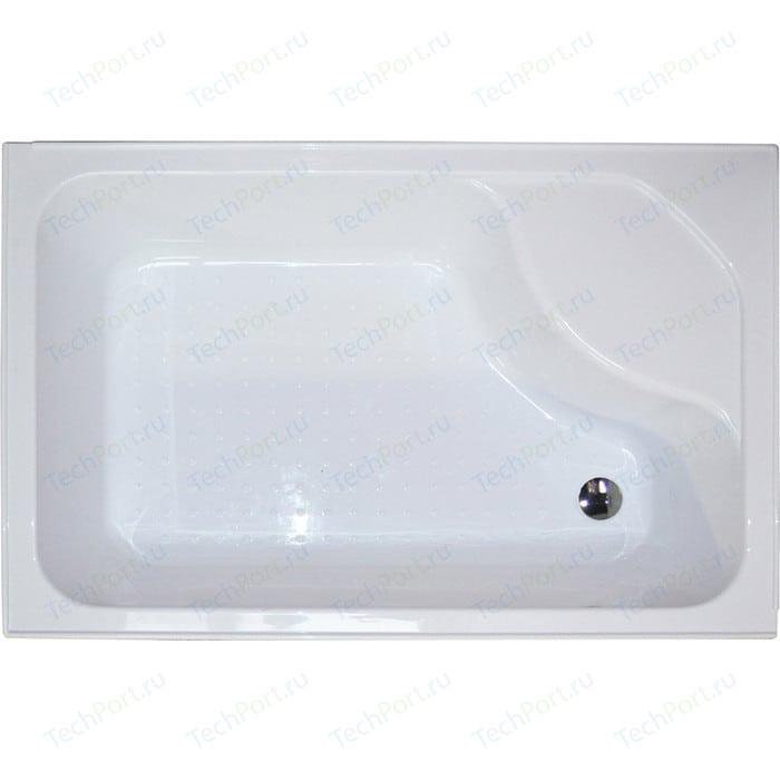 Душевой поддон Royal Bath Bp 100х80 (RB8100BP-R) правый