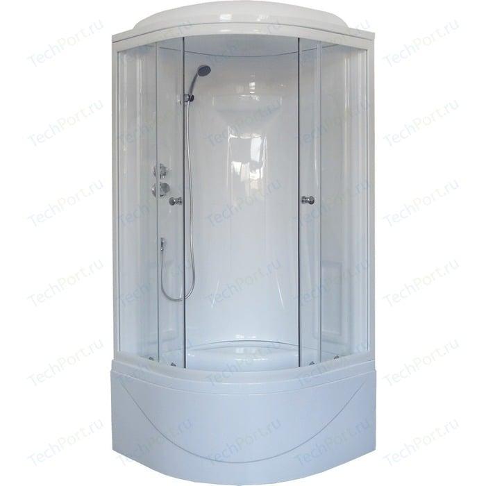 Душевая кабина Royal Bath BK1 90х90х217 прозрачная (RB90BK1-T)