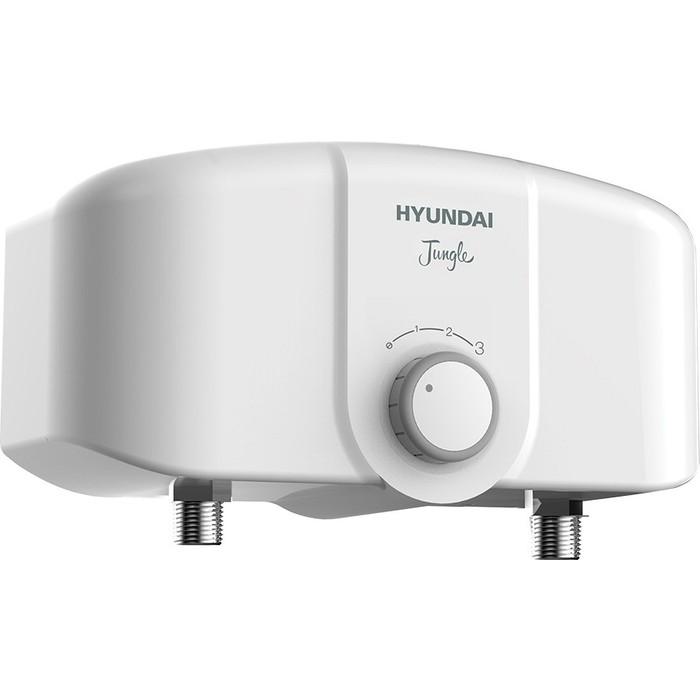 Фото - Проточный водонагреватель Hyundai H-IWR2-5P-UI073/CS водонагреватель hyundai h swe7 50v ui712 50л 1500вт вертикальный