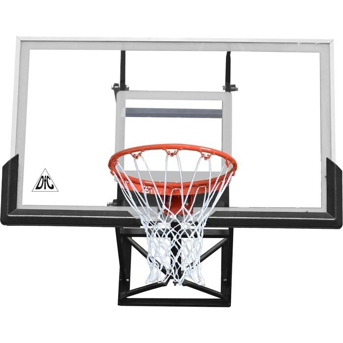 Баскетбольный щит DFC BOARD72G 180x105 см стекло 10мм