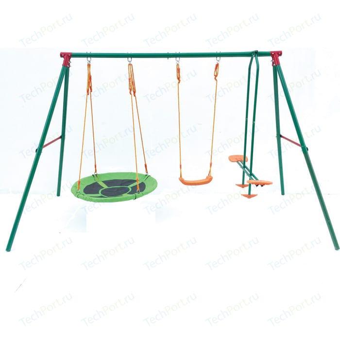 Детский спортивный комплекс DFC MSG-01 с качелями детский комплекс dfc msn 02 с качелями и горкой