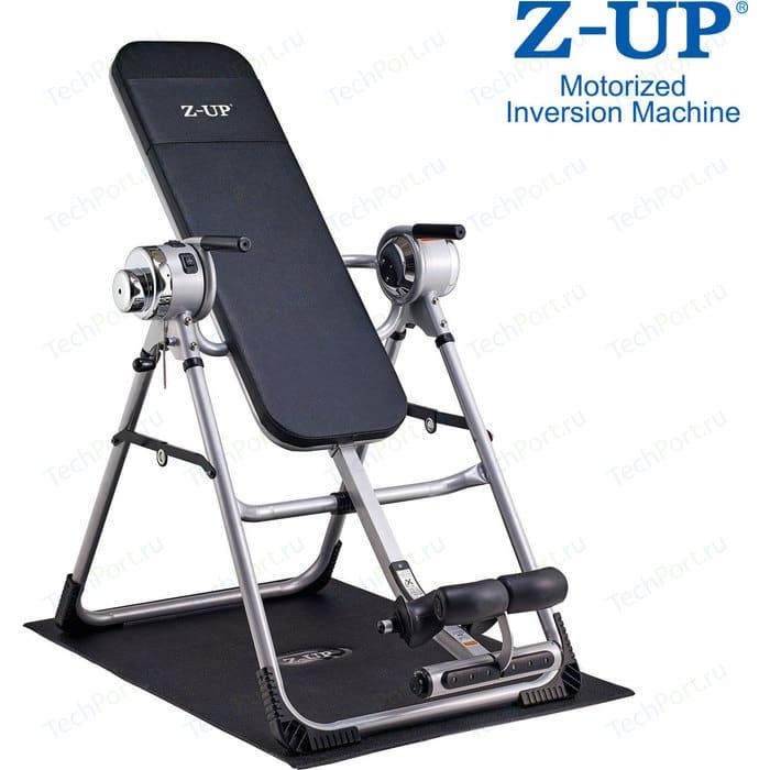 Инверсионный стол Z-UP 3 (серебряная рама, черная спинка)