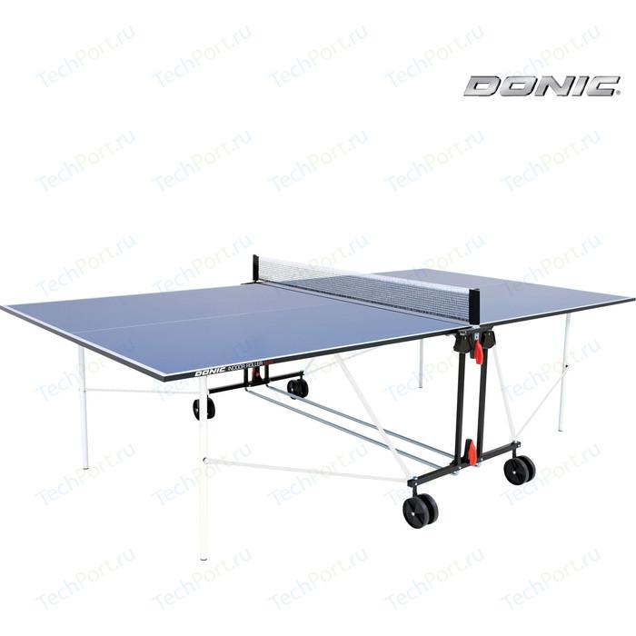 Теннисный стол Donic INDOOR ROLLER SUN BLUE 16мм