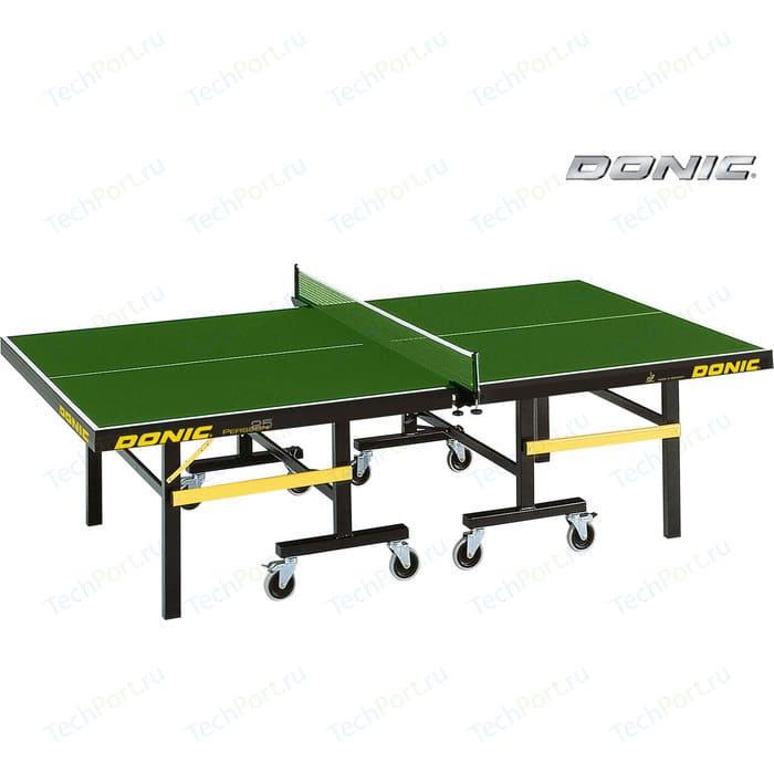 Теннисный стол Donic Persson 25 GREEN (без сетки) leif g w persson kes tapaks lohe