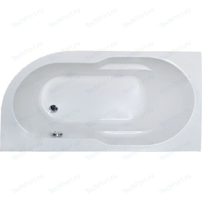 Акриловая ванна Royal Bath Azur 140х80 левая (RB 61 4200L)