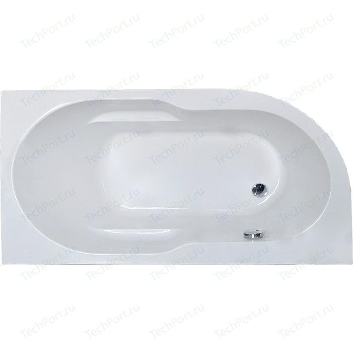 Акриловая ванна Royal Bath Azur 140х80 правая (RB 61 4200R)