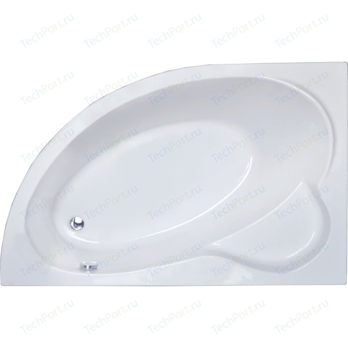 Акриловая ванна Royal Bath Alpine 160х100 левая (RB 81 9101L)