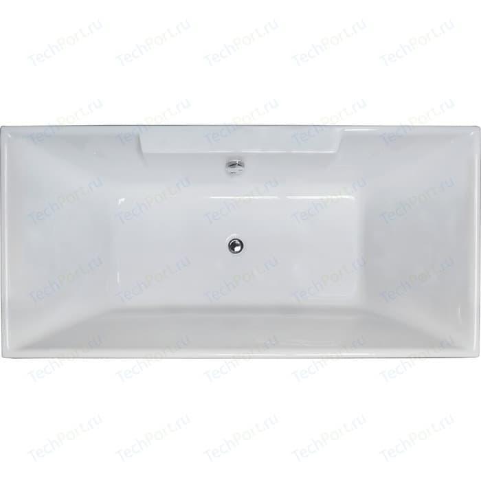 Акриловая ванна Royal Bath Triumph 185х87 с каркасом, 3 панели (RB 66 5102SB)