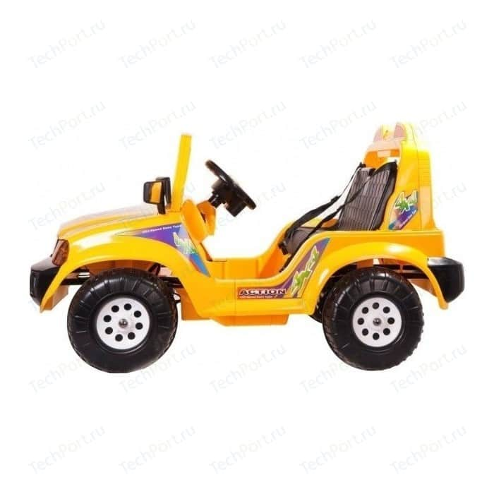Электромобиль CHIEN TI TOURING (CT-855) желто-черный