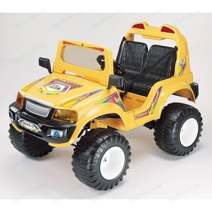 Электромобиль CHIEN TI OFF-ROADER (CT-885) желто-черный