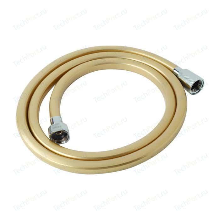 Фото - Душевой шланг Kaiser Isiflex 150 см, ПВХ, золото (003) душевой шланг kaiser 0003 золото