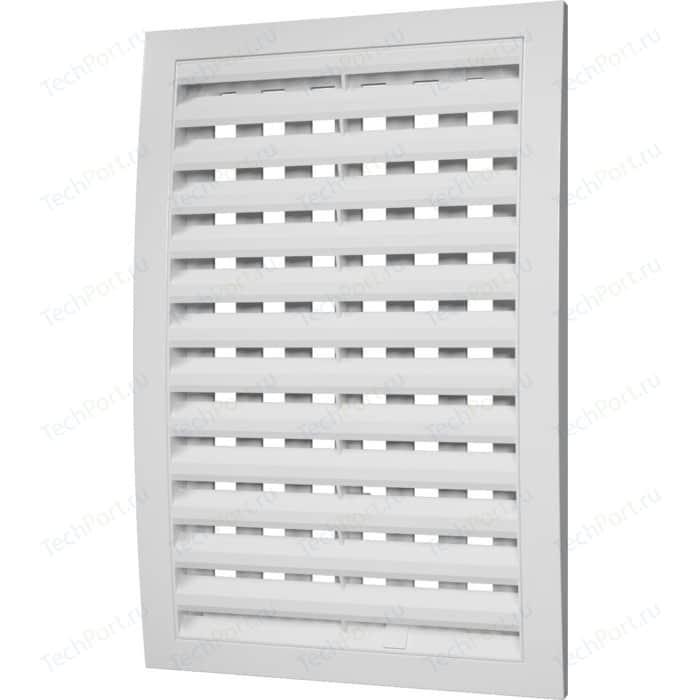 Решетка Era вентиляционная регулируемая АБС 350х350 (3535РРП)