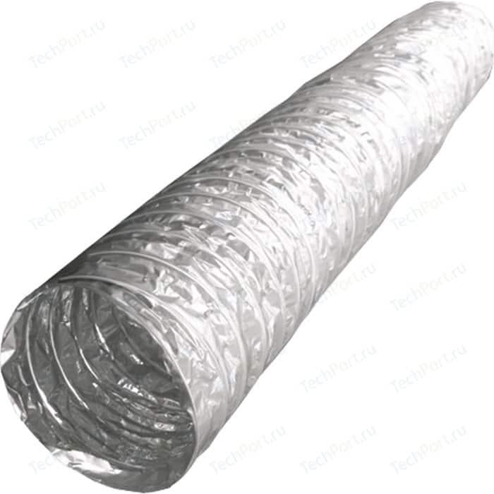 Воздуховод Era гибкий армированный металлизированная пленка 70 мкм L до 10м (AF160)
