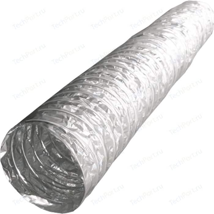 Воздуховод Era гибкий армированный металлизированная пленка 70 мкм L до 10м (AF203)