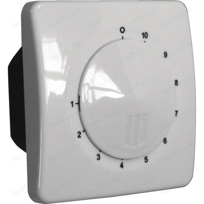 Регулятор Era скорости внутренний монтаж максимальный ток нагрузки 2.5 А (РС-В 2.5А)
