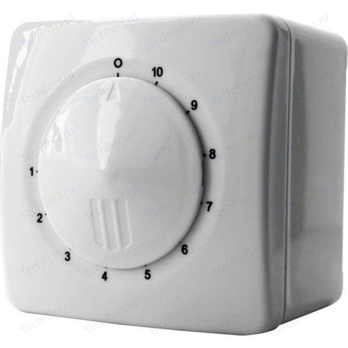 Регулятор Era скорости накладной монтаж максимальный ток нагрузки 2.5 А (РС-Н 2.5А)