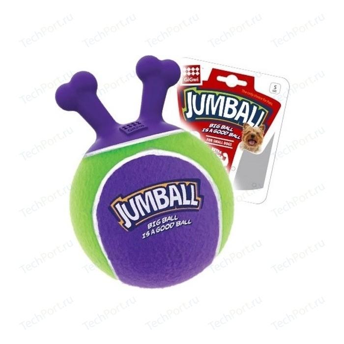Игрушка GiGwi Jumball Big Ball Is a Good мяч с захватом для собак (75363)