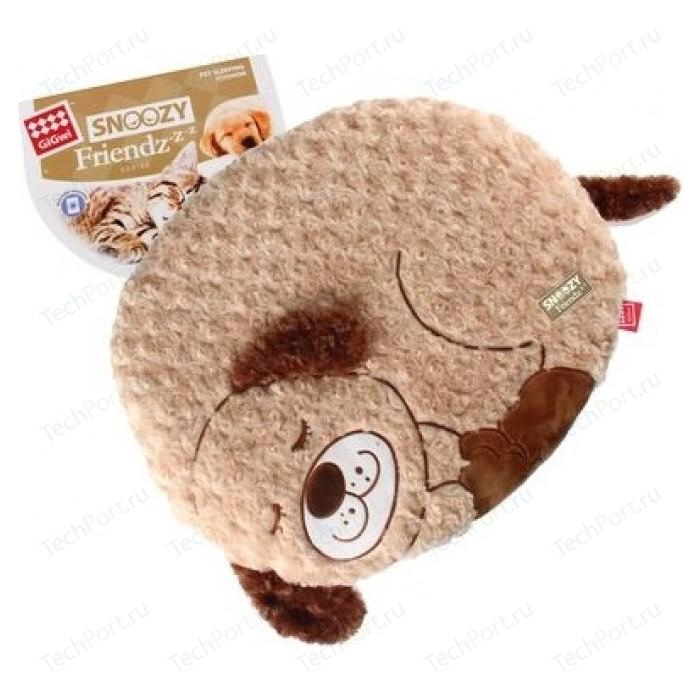 Лежанка GiGwi Snoozy Friendz Warm&Comfort собака для кошек и собак 55x40x6,4см (75113)