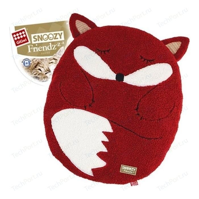 Лежанка GiGwi Snoozy Friendz Warm&Comfort лежанка лиса для кошек и собак 57см (75357)