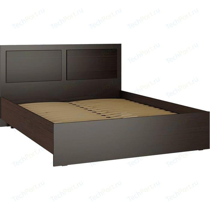 Кровать Compass АМ - 13К Орех черный кровать compass ам 13к орех черный