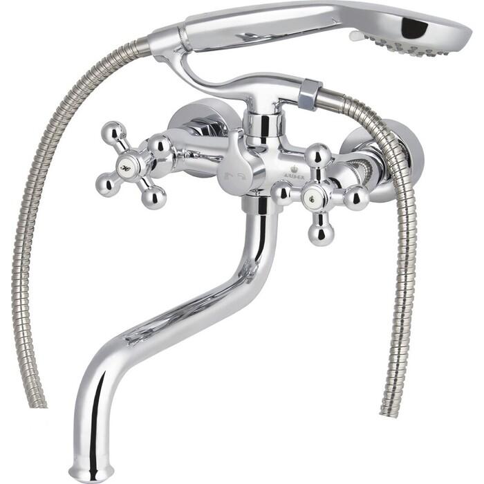 Смеситель для ванны Kaiser Carlson Lux хром (11255)