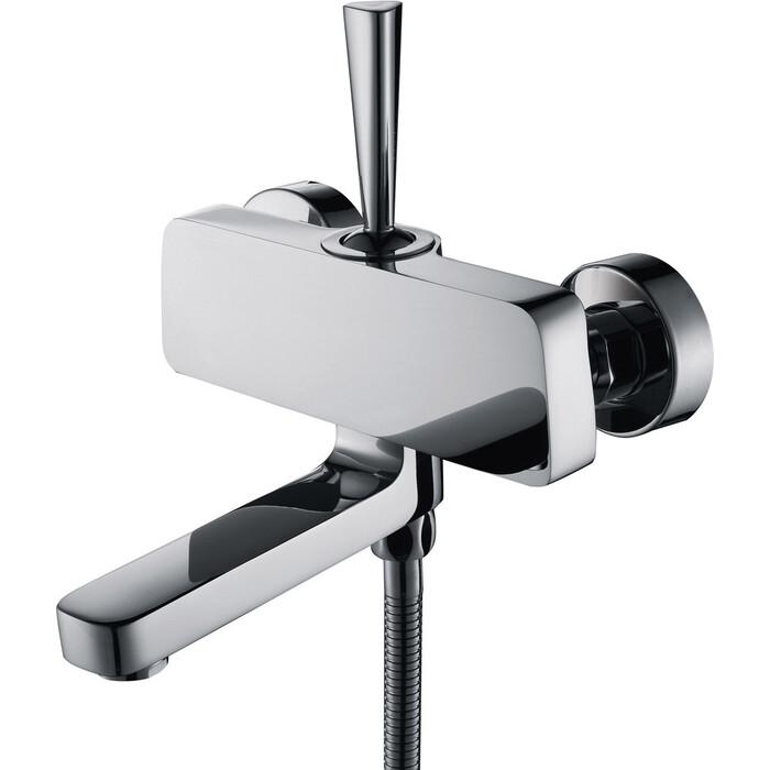 Смеситель для ванны Kaiser Vista поворотный излив, хром (65022)