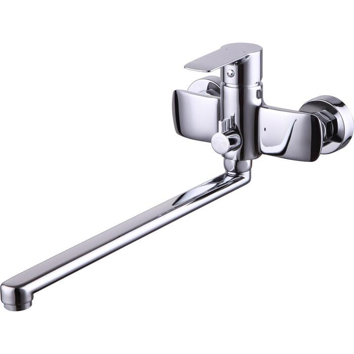 Смеситель для ванны Kaiser Sena L 40 хром (74155)