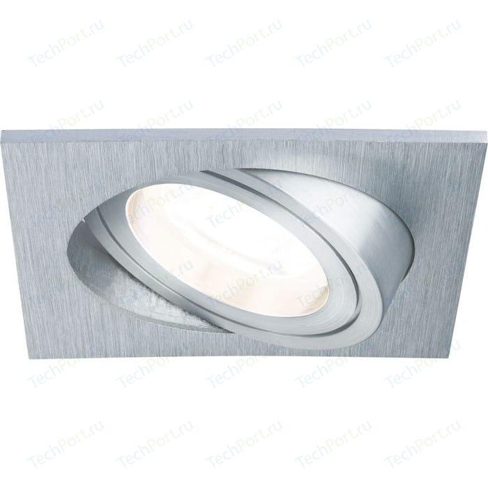 Точечный поворотный светильник Paulmann 92919 точечный поворотный светильник paulmann 17954