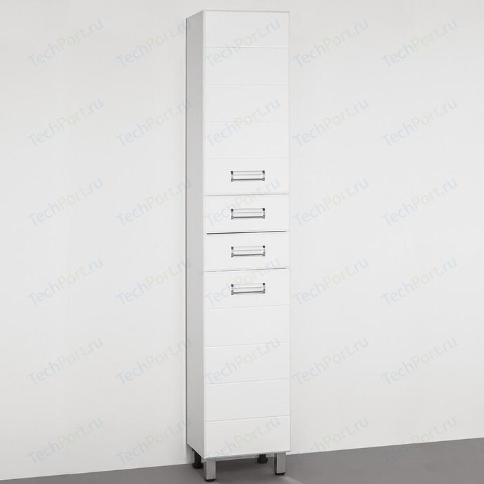 Пенал Style line Ирис 36 белый (4650134470963)