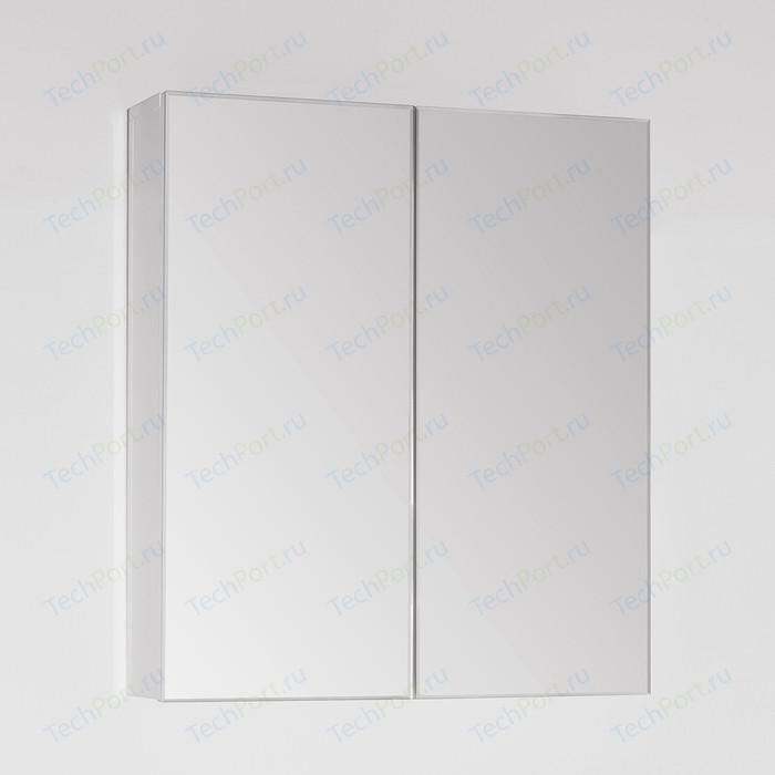 Зеркальный шкаф Style line Амарант 60 белый (4650134470475)