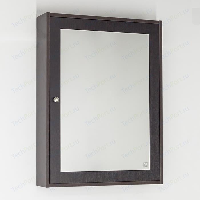 Зеркальный шкаф Style line Кантри 60 венге (4650134470048)