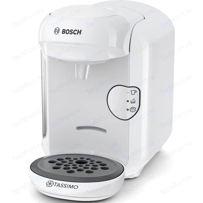 Кофемашина капсульная Bosch TAS1404 Tassimo белый