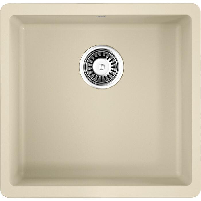 Кухонная мойка Omoikiri Kata 44-U-BE 440x420 ваниль (4993401)