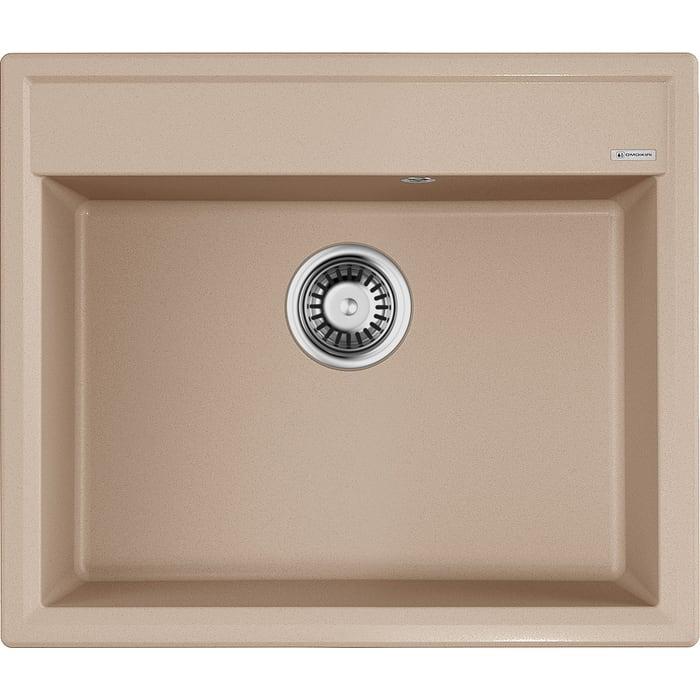 Кухонная мойка Omoikiri Daisen 60-SA бежевый (4993623)