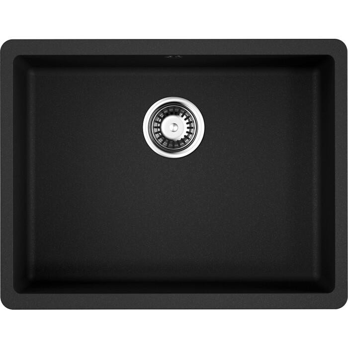 Кухонная мойка Omoikiri Kata 54-U-BL черный (4993410)