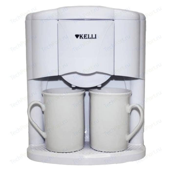 Кофеварка Kelli KL-1491 кофеварка kelli kl 3017 на 4 порции